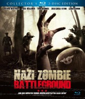 Nazi Zombie Battleground Blu-ray + DVD im Schuber