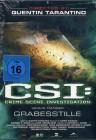 CSI  - Grabesstille - Quentin Tarantino - OVP