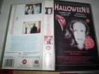 VHS - Halloween 2 - John Carpenter - Englisch