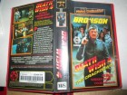 VHS - Death Wish 4 - Charles Bronson - Holland Tape