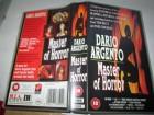 VHS - Master of Horror - Dario Argento - Englisch