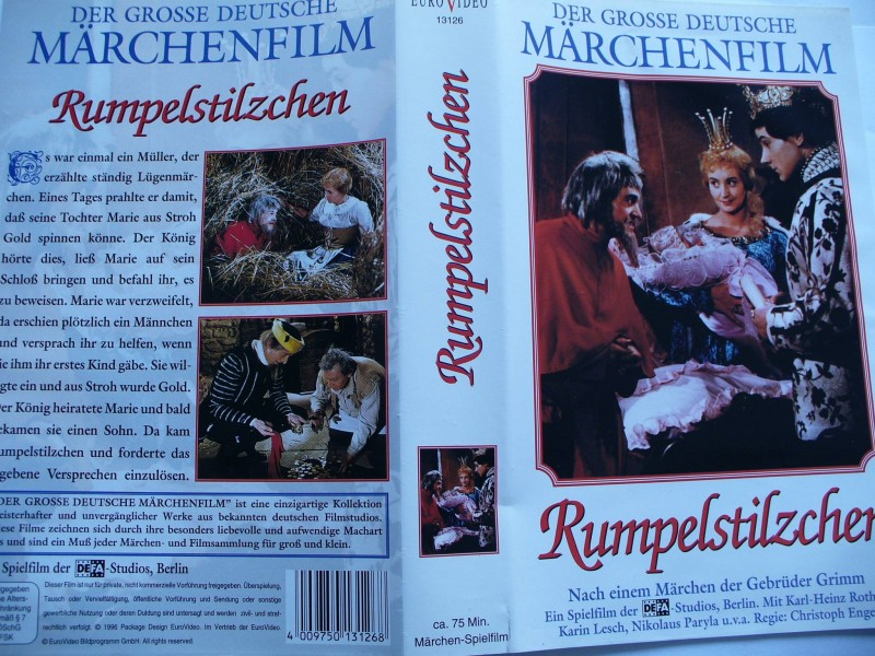Der Grosse Deutsche Märchenfilm ... Rumpelstilzchen