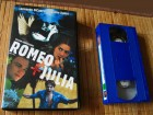 Romeo und & Julia 1996 VHS Video Erstauflage 20th C Fox 1997
