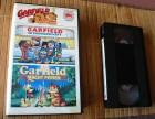 Garfield 2 VHS Video Erstauflage Taurus 1987