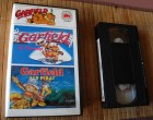 Garfield 1 VHS Video Erstauflage Taurus 1987