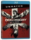 Doomsday - unrated uncut Blu Ray - NEU/OVP