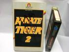 2887 ) Karate Tiger 2 mit Autogramm ein Erwin C. Dietrich fi