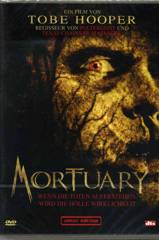 Mortuary - OVP - Uncut Edition