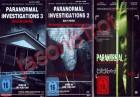 Die Paranormal Investigations Trilogie / 3 DVDs OVP uncut