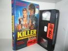 VHS -Killer aus Leidenschaft - Rache ist... - HARDCOVER