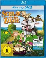 Schlau wie eine Ziege [3D Blu-ray] [Special Edition] OVP