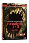 Piranha 1+2 (D) Mediabook 3D+2D [BR] (deutsch/uncut) NEU+OVP