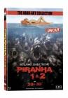 BR Piranha 1+2 Mediabook 2D+3D Cover A Limitiert auf 500 Stü