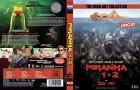Piranha 1+2 - 2D+3D Blu-ray Mediabook A Lim 500 OVP