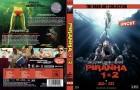 Piranha 1+2 - 2D+3D Blu-ray Mediabook B Lim 500 OVP
