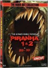PIRANHA 1+2 Mediabook Cover D - Hard Art Collection