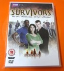 DVD - Survivors Series One - 3 Disc Set  Uncut