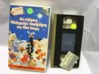 A 1122 ) Walt Disney Home Video Die schönsten Weihnachts Ges