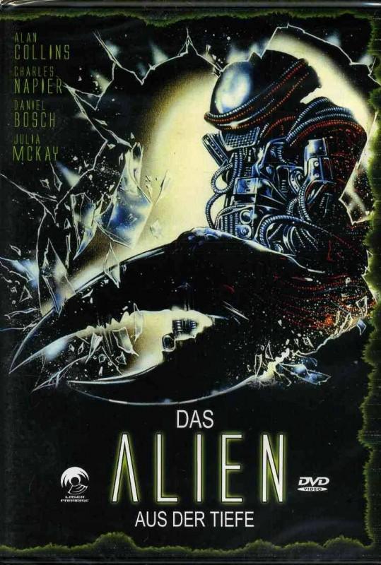 Das Alien aus der Tiefe - OVP - Uncut