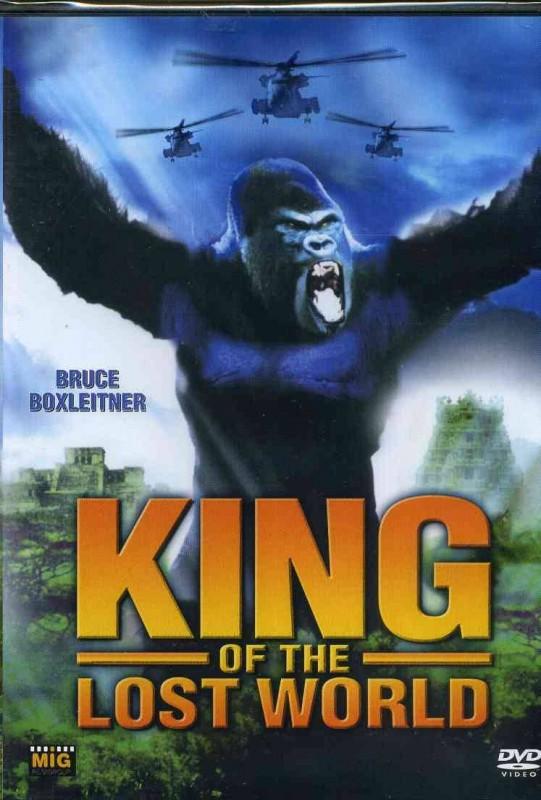 King of the Lost World - Der Monsteraffe - OVP