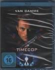 Timecop - Blu-Ray - Van Damme - neu in Folie - uncut!!
