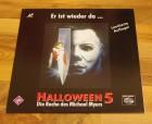 Halloween 5 !!! Limitierte Auflage !!!