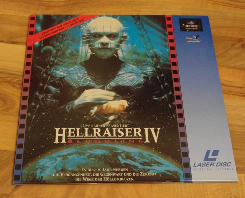 Hellraiser 4 !! Astro !! Limitiert auf 500 Stück !!