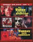 Zombie 3er Pack - Vol. 3 (Blu-ray / Glockenseil /Kannibalen)