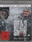 Dead Snow - Blu-Ray - Special Edition - neu in Folie - uncut