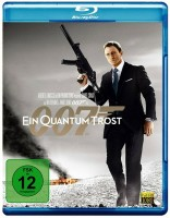 JAMES BOND 007 - EIN QUANTUM TROST (Blu-ray) NEU/OVP