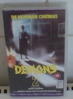 Demons 2-The Nightmare continues(Lamberto Bava)UK uncut TOP