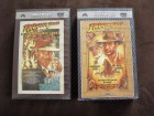 Indiana Jones VHS-Sammlung [CIC] Hollywood Collection