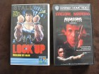 Sylvester Stallone VHS-Sammlung [Warner, UV] Assassins, Lock