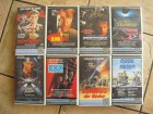 United Video VHS-Sammlung [UV] Fortress, Bloodsport, Django