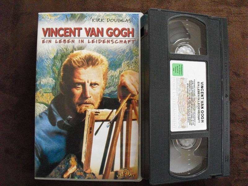 Vincent van Gogh [MGM] Filmklassiker, Kirk Douglas