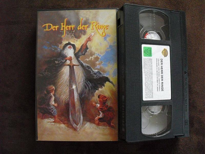Der Herr der Ringe [Warner] Filmklassiker, Ralph Bakshi