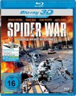 Spider War Real 3D+2D [Blu-ray] OVP