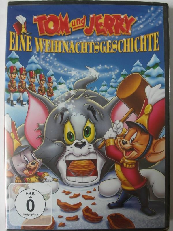 Tom und Jerry - Eine Weihnachtsgeschichte - Katze und Maus