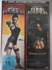 Cara Loft WOMB RAIDER & Laura Croff TOMB RAPER - Lara Croft