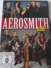 Aerosmith live - Cryin - Mama Kin - Dream on - Rock Musik