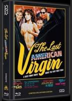 The last American Virgin - Mediabook B Lim 333 OVP
