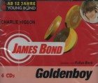 James Bond - Goldenboy CD, Box-Set OVP