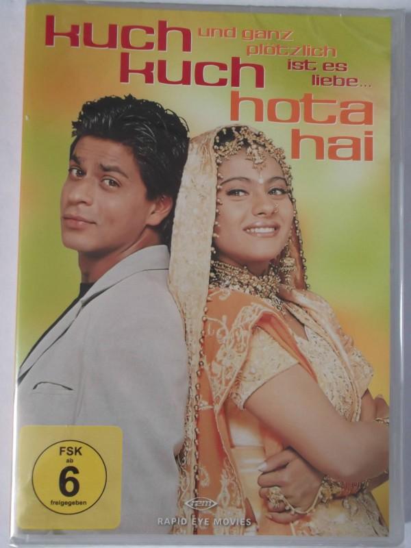 Und plötzlich ist es Liebe - Kuch Hota hai - Sharukh Khan