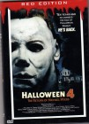 Halloween IV 4 Buchbox Red Edition Reloaded # 24