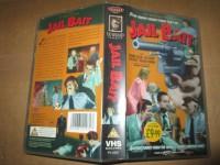 VHS - Jail Bait - Ed Wood - Steve Reeves