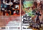 Eine Jungfrau in den Krallen von Frankenstein / DVD uncut