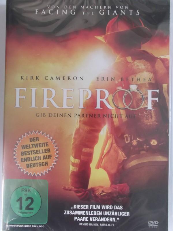 Fireproof - Gib deinen Partner nicht auf - Feuerwehr Brand