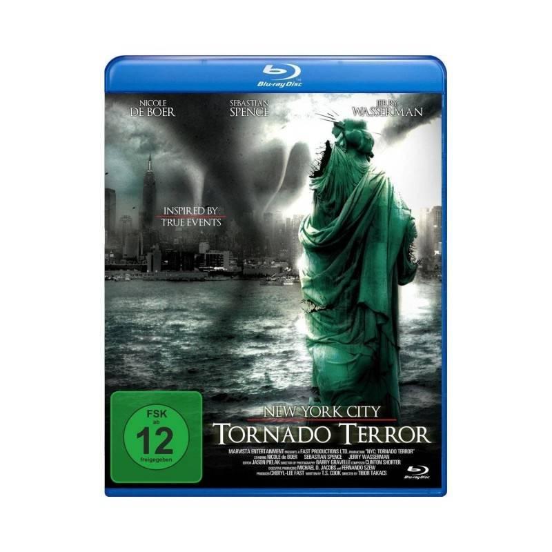 New York City: Tornado Terror [Blu-ray] OVP