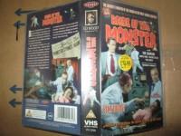 VHS - Bride of the Monster - Bela Lugosi - Edward D.Wood Jr.