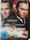 Die Schlange - Yul Brunner, Henry Fonda - Rußland Agent